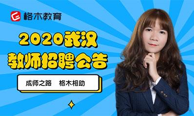 2020武汉经济技术开发区(汉南区)招聘教师和工作人员282人